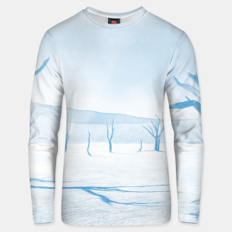 deadvlei desert trees acrwb Unisex sweater miniature