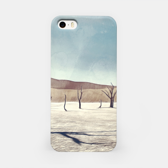 deadvlei desert trees acrfn iPhone Case miniature