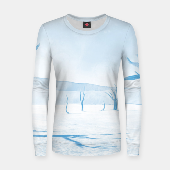 deadvlei desert trees acrwb Women sweater thumbnail image