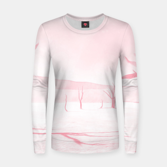 deadvlei desert trees acrpw Women sweater thumbnail image