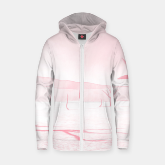 deadvlei desert trees acrpw Zip up hoodie thumbnail image