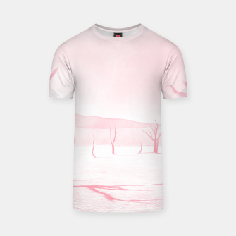 deadvlei desert trees acrpw T-shirt miniature
