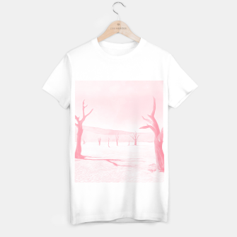 Thumbnail image of deadvlei desert trees acrpw T-shirt regular, Live Heroes