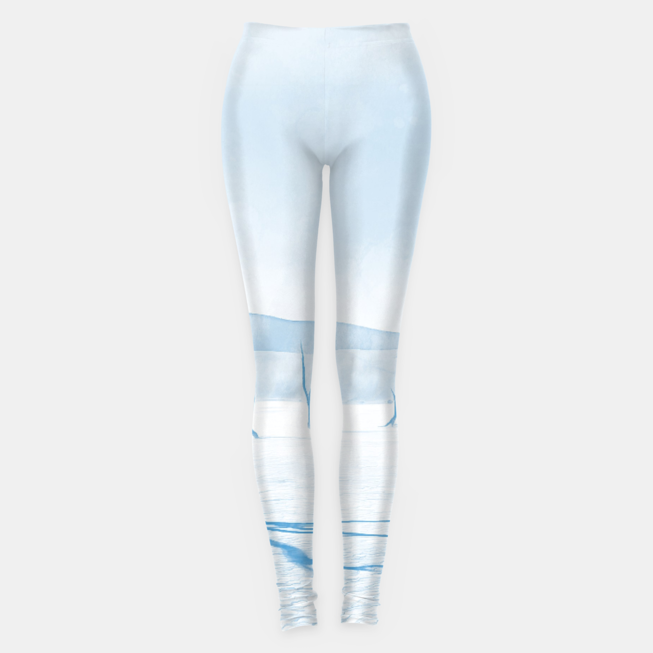 Image of deadvlei desert trees acrwb Leggings - Live Heroes