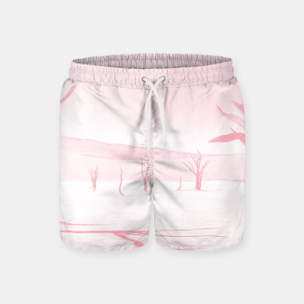 deadvlei desert trees acrpw Swim Shorts miniature