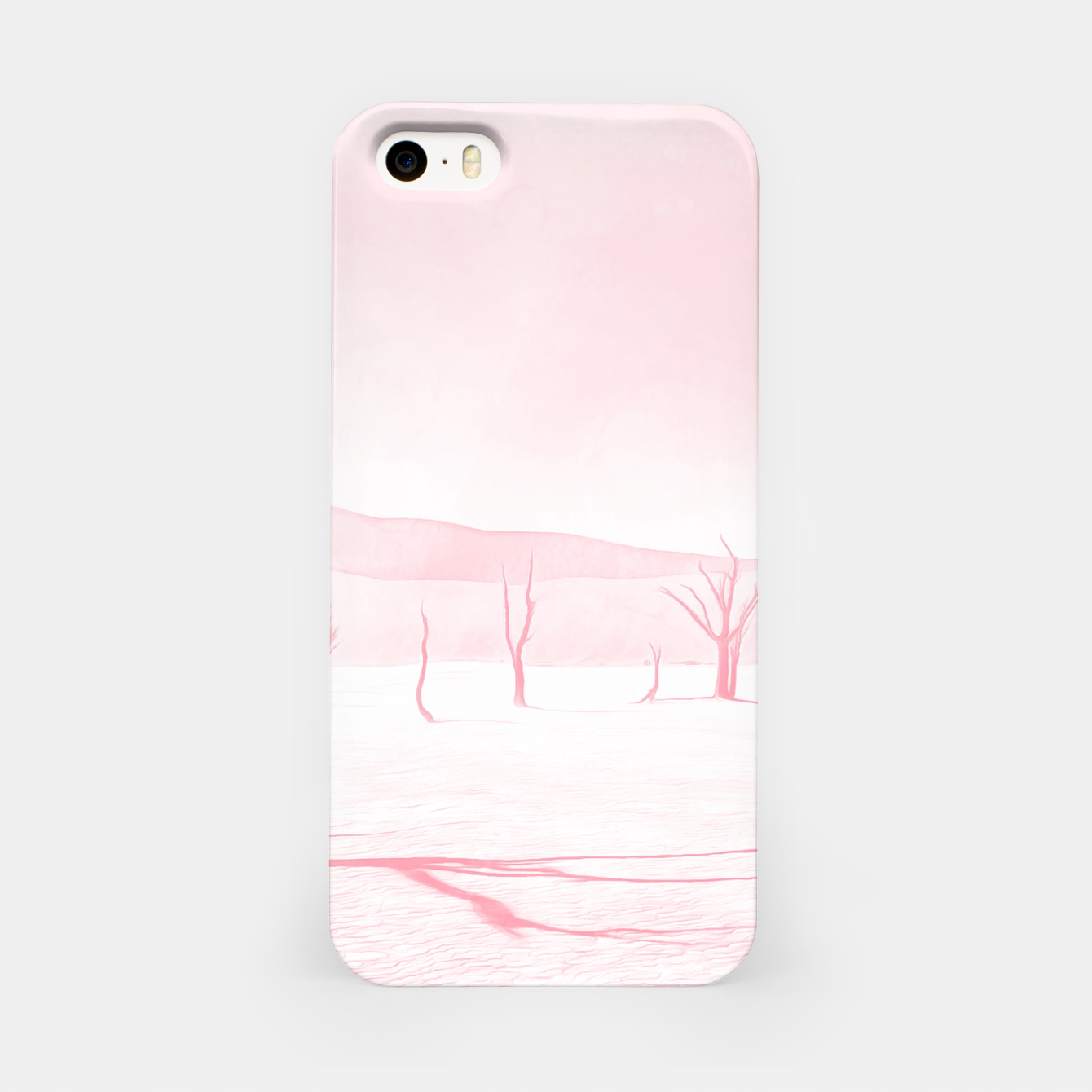 Image of deadvlei desert trees acrpw iPhone Case - Live Heroes