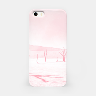 Thumbnail image of deadvlei desert trees acrpw iPhone Case, Live Heroes