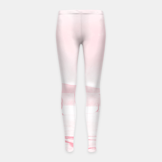 Thumbnail image of deadvlei desert trees acrpw Girl's leggings, Live Heroes