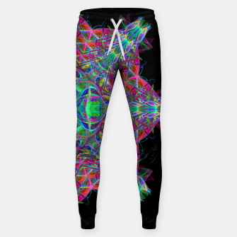 Thumbnail image of Psychedelic Star Sweatpants, Live Heroes