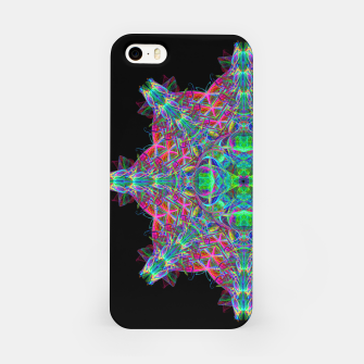 Thumbnail image of Psychedelic Star iPhone Case, Live Heroes