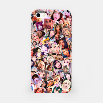 Thumbnail image of Real 3D Ahegao cosplay iPhone Case, Live Heroes