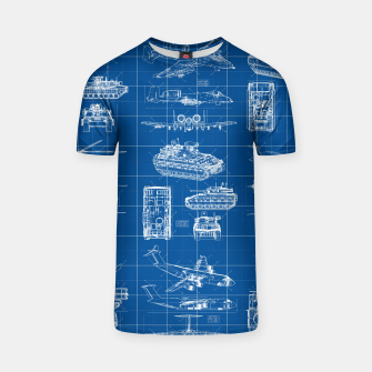 Thumbnail image of Classified T-shirt, Live Heroes