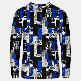 Thumbnail image of Modern Artistic Abstract Sudadera unisex, Live Heroes