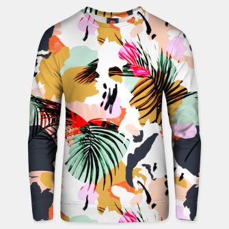 Miniature de image de Tropical abstract colorful  Sudadera unisex, Live Heroes