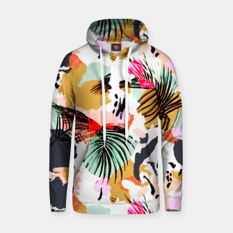 Thumbnail image of Tropical abstract colorful  Sudadera con capucha, Live Heroes