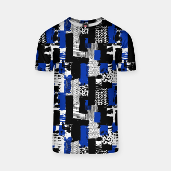 Modern Artistic Abstract Camiseta thumbnail image