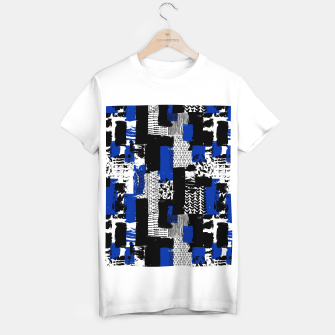 Modern Artistic Abstract Camiseta Regular thumbnail image