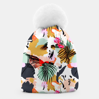 Miniature de image de Tropical abstract colorful  Gorro, Live Heroes