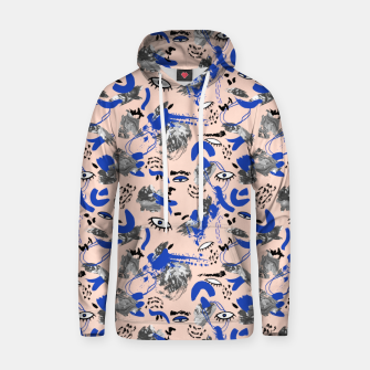 Thumbnail image of Abstract tribal brushstrokes Sudadera con capucha, Live Heroes