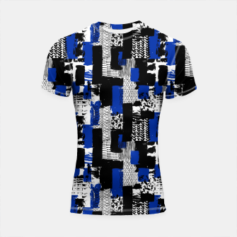 Modern Artistic Abstract Shortsleeve rashguard thumbnail image