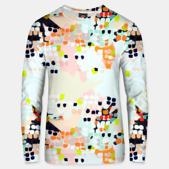 Thumbnail image of Brush points II Sudadera unisex, Live Heroes