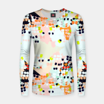 Thumbnail image of Brush points II Sudadera para mujeres, Live Heroes