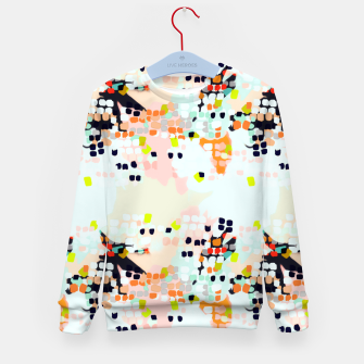 Thumbnail image of Brush points II Sudadera para niños, Live Heroes