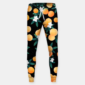 Miniaturka Orange Twist Flower Night Vibes #1 #tropical #fruit #decor #art Hosen, Live Heroes