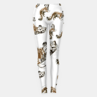 Thumbnail image of Andean Cats Leggings, Live Heroes
