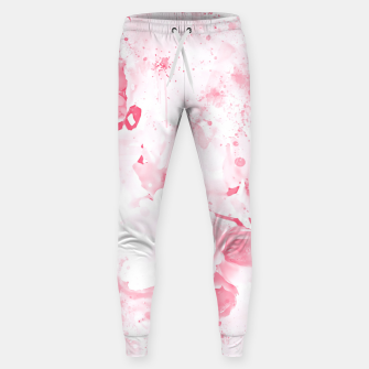 Thumbnail image of japanese cherry blossom wspw Sweatpants, Live Heroes