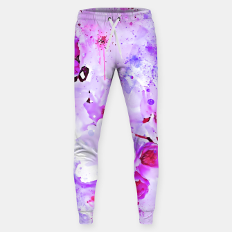 Thumbnail image of japanese cherry blossom wspb Sweatpants, Live Heroes