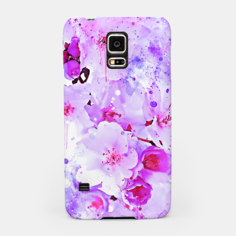Thumbnail image of japanese cherry blossom wspb Samsung Case, Live Heroes
