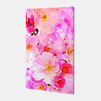 Thumbnail image of japanese cherry blossom wsstd Canvas, Live Heroes