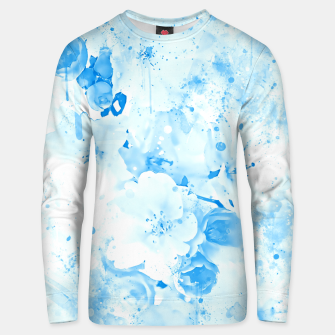 Thumbnail image of japanese cherry blossom wswb Unisex sweater, Live Heroes