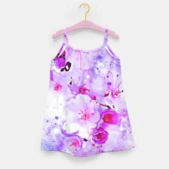 Thumbnail image of japanese cherry blossom wspb Girl's dress, Live Heroes