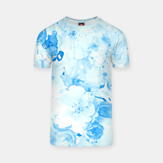 Thumbnail image of japanese cherry blossom wswb T-shirt, Live Heroes