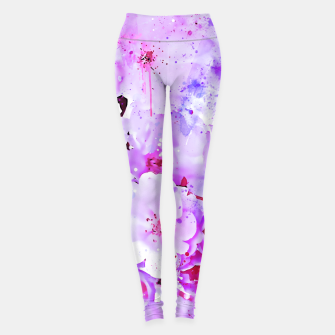 Thumbnail image of japanese cherry blossom wspb Leggings, Live Heroes