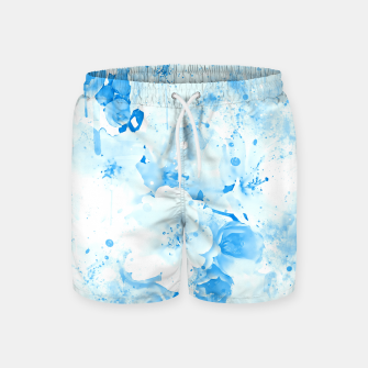 Thumbnail image of japanese cherry blossom wswb Swim Shorts, Live Heroes