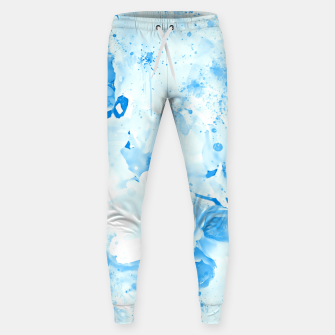 Thumbnail image of japanese cherry blossom wswb Sweatpants, Live Heroes