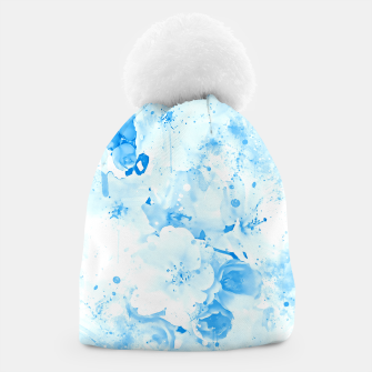 Thumbnail image of japanese cherry blossom wswb Beanie, Live Heroes