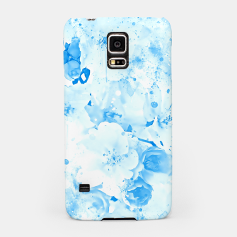 Thumbnail image of japanese cherry blossom wswb Samsung Case, Live Heroes