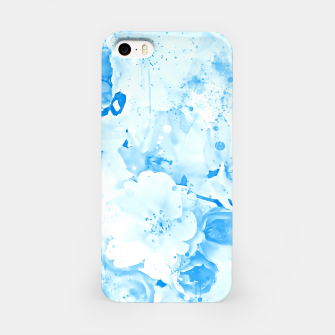 Thumbnail image of japanese cherry blossom wswb iPhone Case, Live Heroes