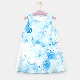 Thumbnail image of japanese cherry blossom wswb Girl's summer dress, Live Heroes