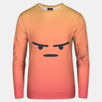 Thumbnail image of Angery Unisex sweater, Live Heroes