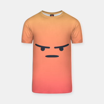 Thumbnail image of Angery T-shirt, Live Heroes