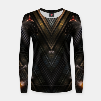 Thumbnail image of WPO-M3I90O270 Mech Tech Women sweater, Live Heroes