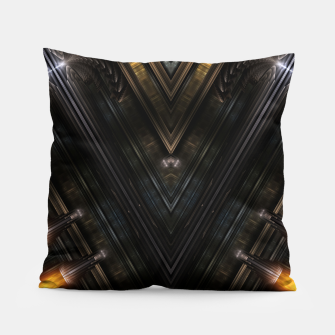 Thumbnail image of WPO-M3I90O270 Mech Tech Pillow, Live Heroes