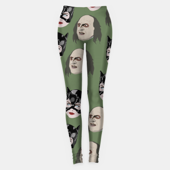 Thumbnail image of Batman Returns Leggings, Live Heroes