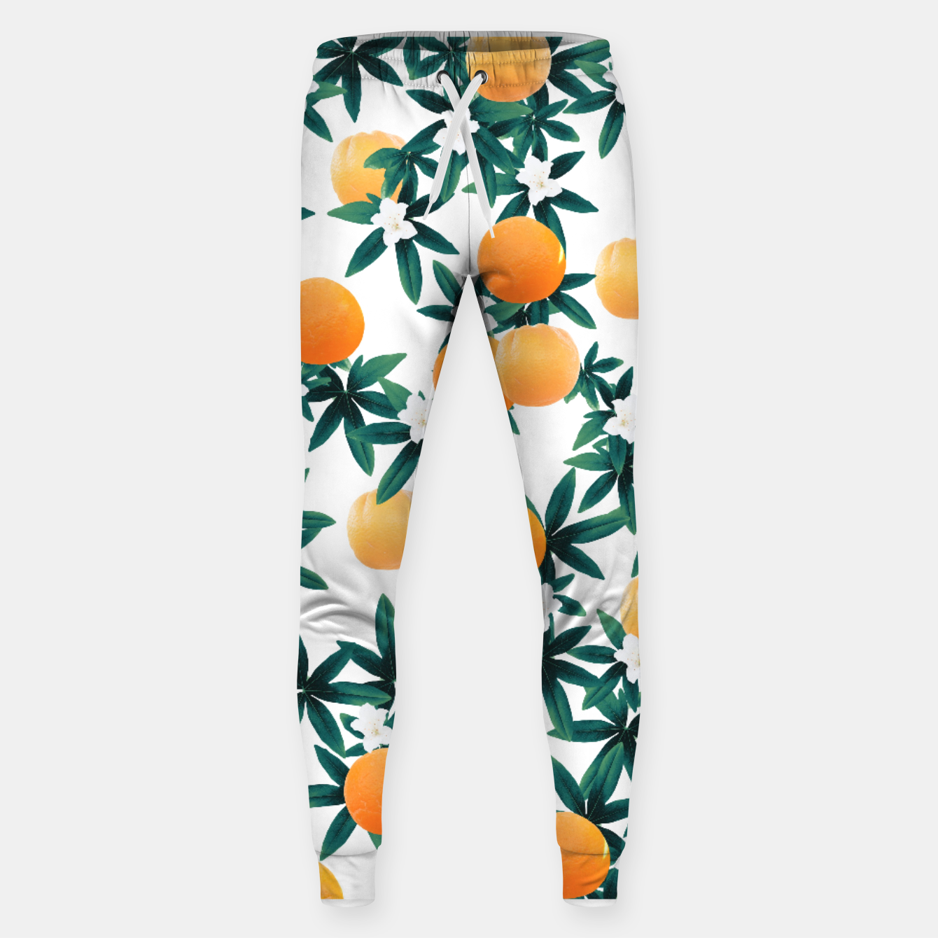 Zdjęcie Orange Twist Flower Vibes #2 #tropical #fruit #decor #art Hosen - Live Heroes