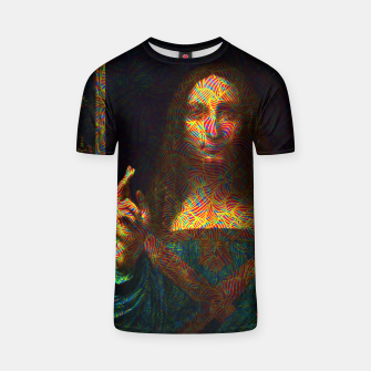 Thumbnail image of Salvator Mundi T-shirt, Live Heroes